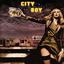 City Boy - Young Men Gone West album artwork