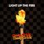 Cheap Trick - Light Up the Fire album artwork
