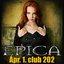 2011-04-01: Club 202, Budapest, Hungary