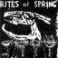 Rites of Spring - End On End album artwork