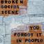 Broken Social Scene - You Forgot it in People album artwork