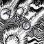 Atoms for Peace - AMOK album artwork