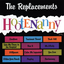The Replacements - Hootenanny album artwork