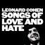 Leonard Cohen - Songs Of Love And Hate album artwork
