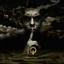 IQ - The Road of Bones album artwork