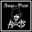 The Adicts - Songs of Praise album artwork