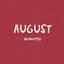 August (Acoustic) - Single