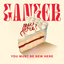 Ganser - You Must Be New Here album artwork