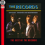 The Records - Smashes, Crashes And Near Misses album artwork