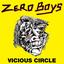 Zero Boys - Vicious Circle album artwork