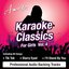 Karaoke Classics For Girls Vol.4
