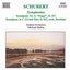 SCHUBERT: Symphony No. 4 / Symphony in C Major
