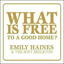 Emily Haines & The Soft Skeleton - What Is Free To A Good Home? EP album artwork