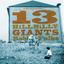 Robbie Fulks - 13 Hillbilly Giants album artwork