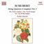 SCHUBERT: String Quartets Nos. 3, 7 and 9 - mp3 альбом слушать или скачать