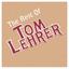 Tom Lehrer - The Rest of Tom Lehrer album artwork