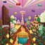 Shonen Knife - Sweet Candy Power album artwork