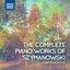 Szymanowski: Complete Piano Works