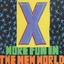 X - More Fun in the New World album artwork