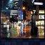 Midnight W a l k 雨の夜