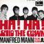 Manfred Mann - Ha! Ha! Said The Clown album artwork