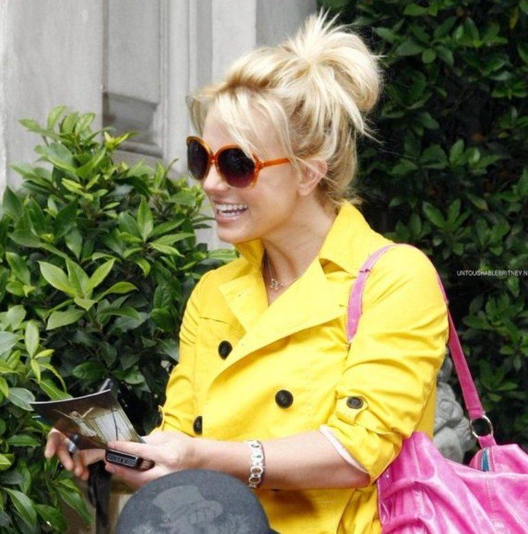 So sweet, so sweet Britney