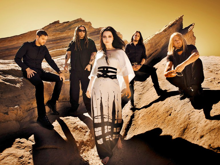 'Evanescence' album shoot   HQ