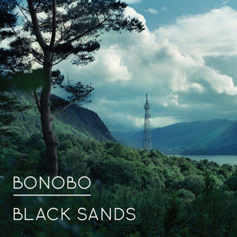 Black Sands album cover
