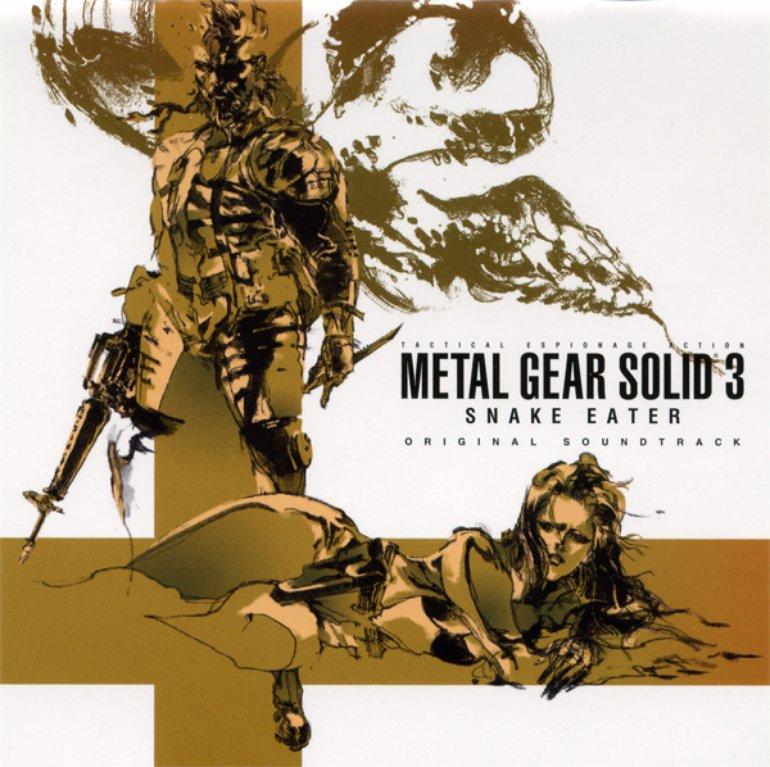 Harry Gregson Williams 日比野則彦 Metal Gear Solid 3