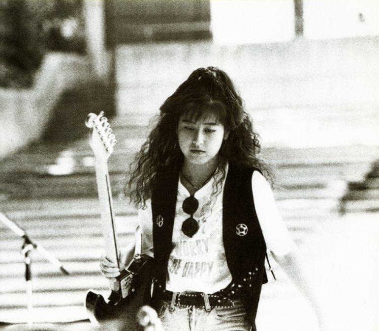 奥居香1989
