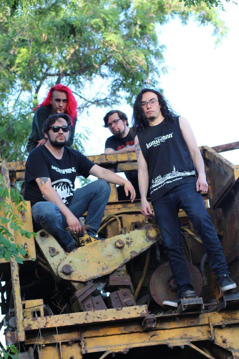 La Araña band photo