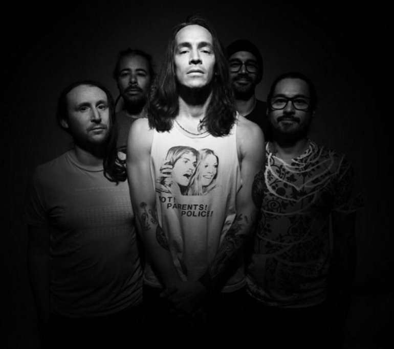 Incubus 2017 - by Ben Kenney