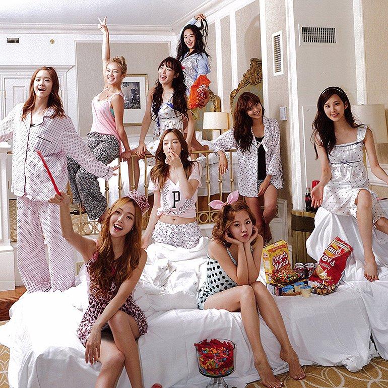 Girls' Generation in Las Vegas