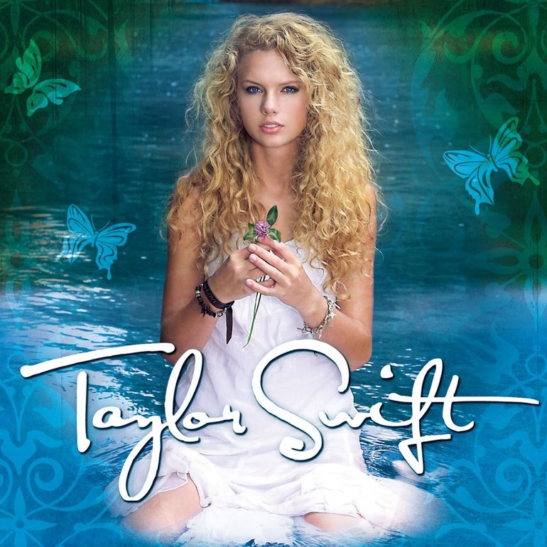 Taylor Swift (Deluxe Edition) PNG