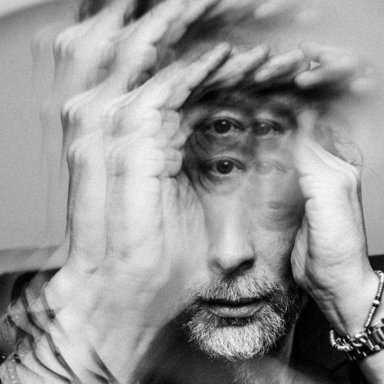 Thom Yorke by Alex Lake (2019) ~ PNG