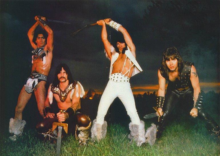 1983 Into Glory Ride era