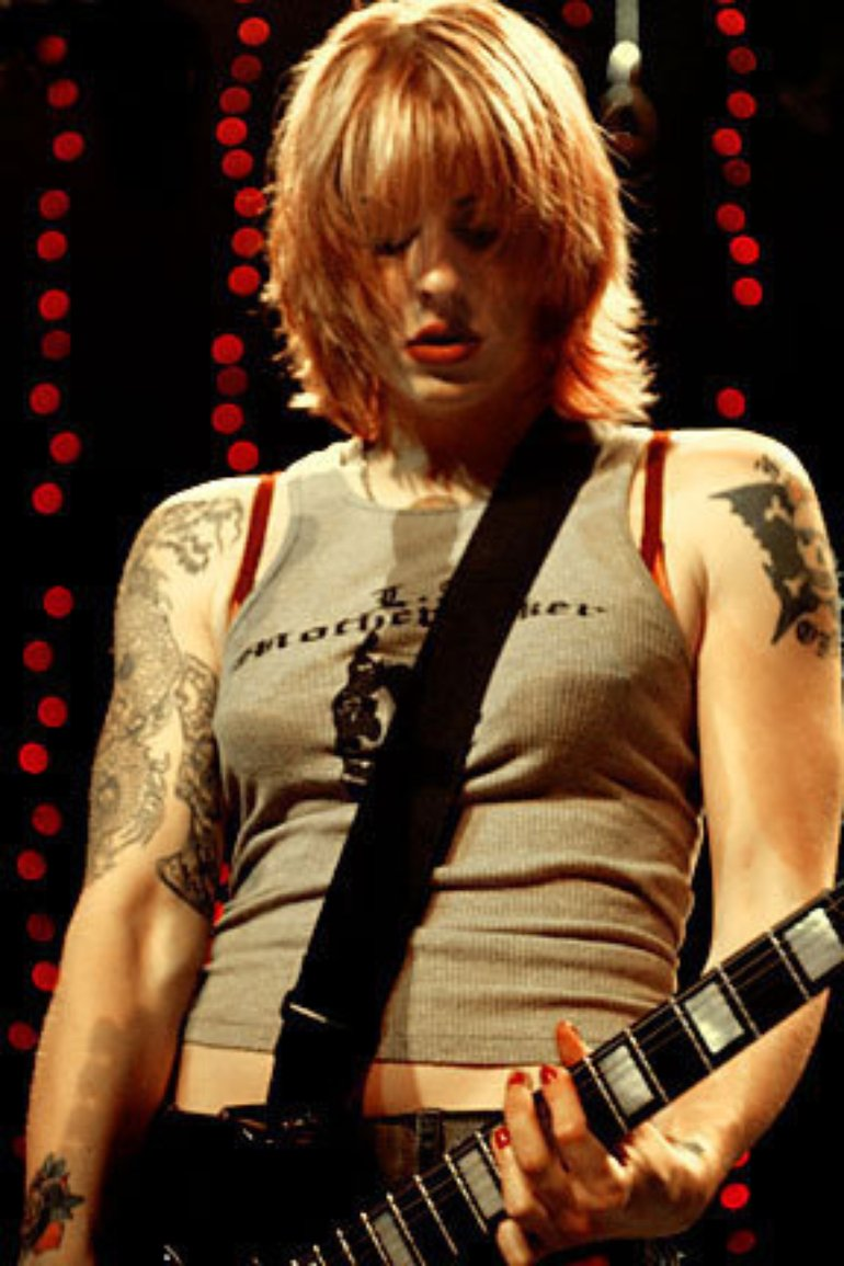 Brody Dalle Photos 23 Of 220 Last Fm