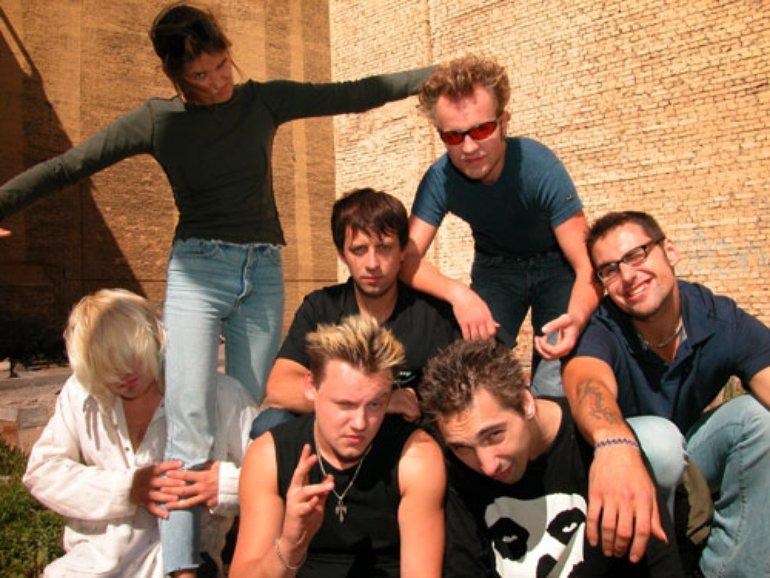 Фото группы король и шут в хорошем качестве