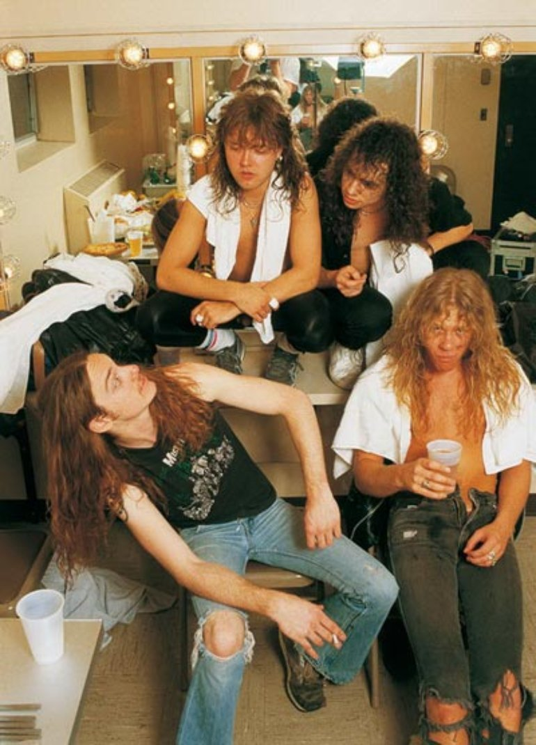 Metallica and the Master: Cliff Burton