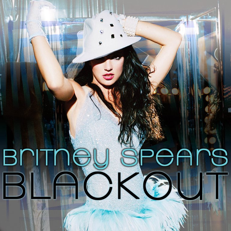 Britney Spears - Blackout (Deluxe Edition) Artwork (2 of 4) | Last.fm
