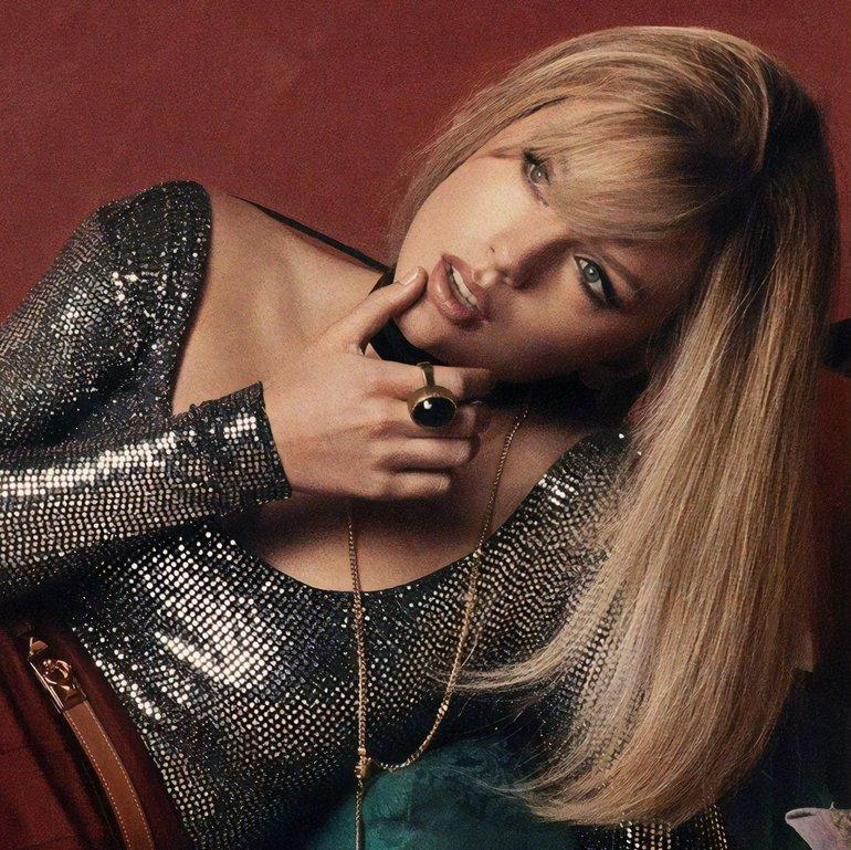 Taylor Swift, British Vogue
