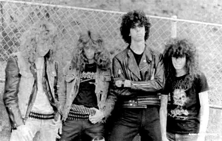 Sepultura in 1986