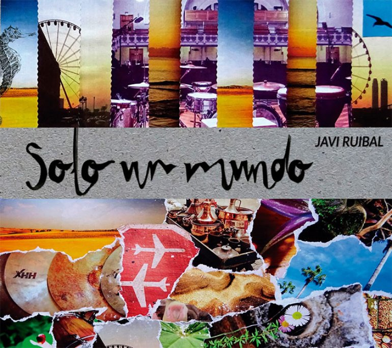 Carátula Solo un mundo - Javi Ruibal