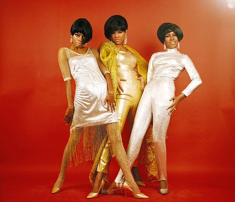 The Supremes: Diana, Flo, Mary (1966/67)