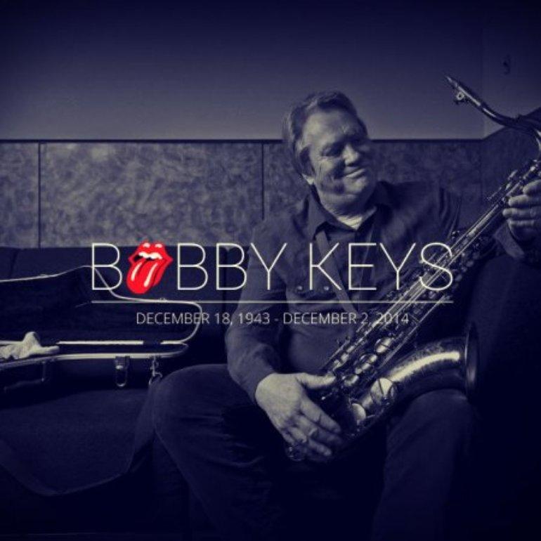 R.I.P. Bobby Keys
