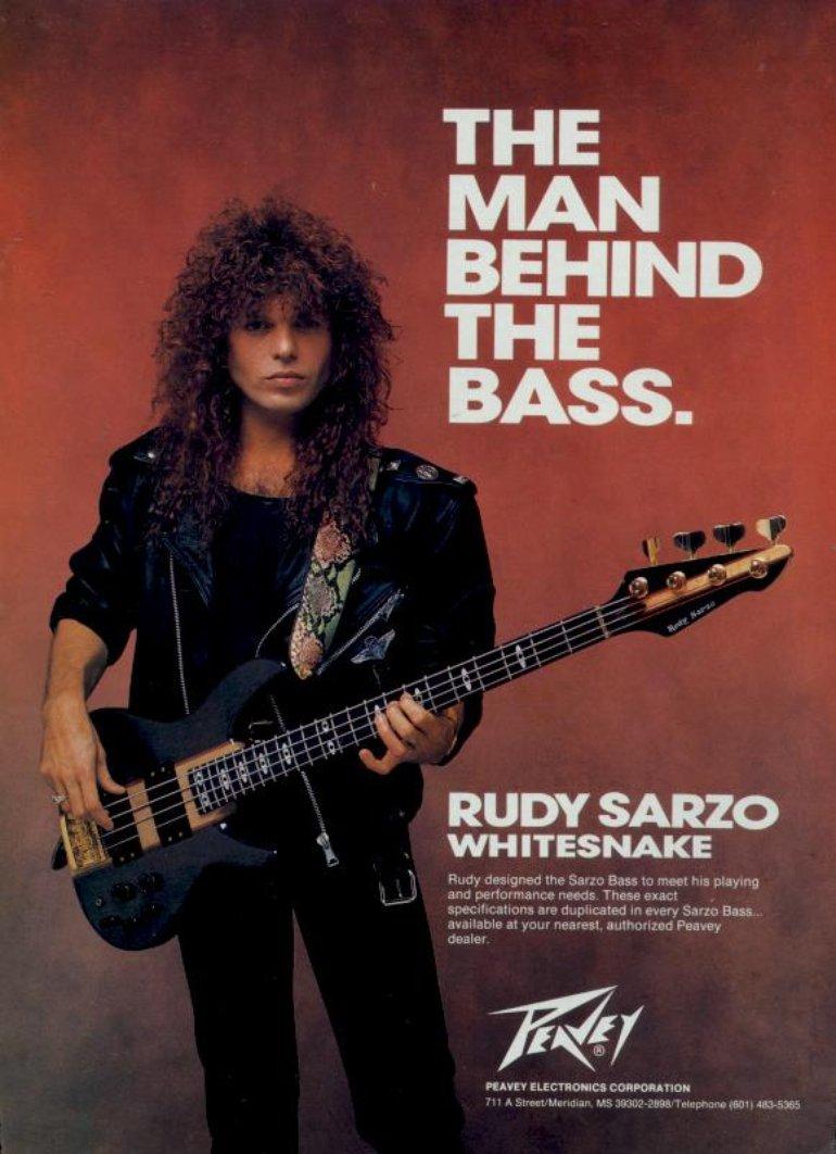 Rudy Sarzo