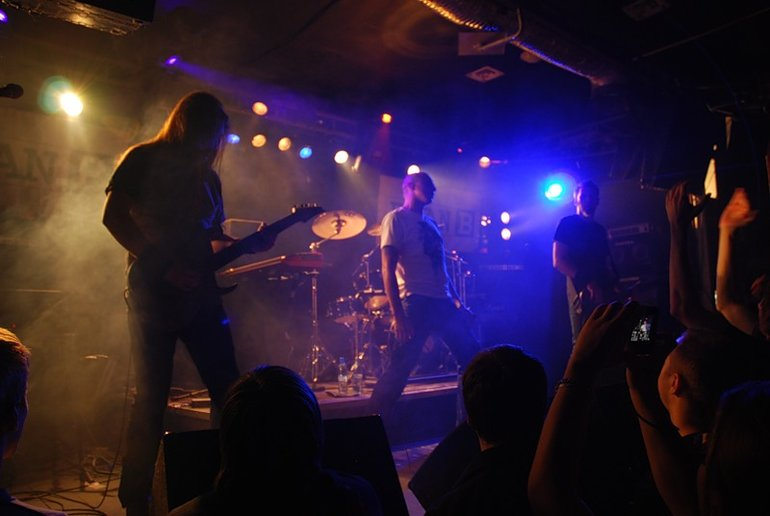 Live in Moscow, Sep. 5th, 2009