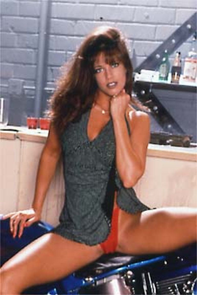 Racquel darrian where is she now