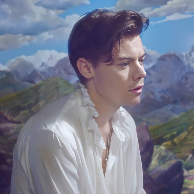 Harry Styles, Two Ghosts (Discarded video)