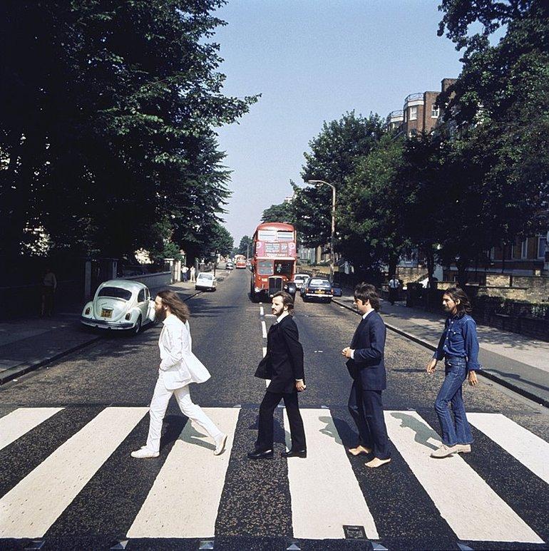 Abbey Road Outtake